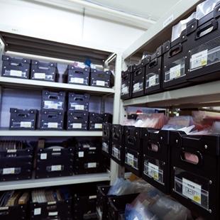 電子部品の販売のイメージ